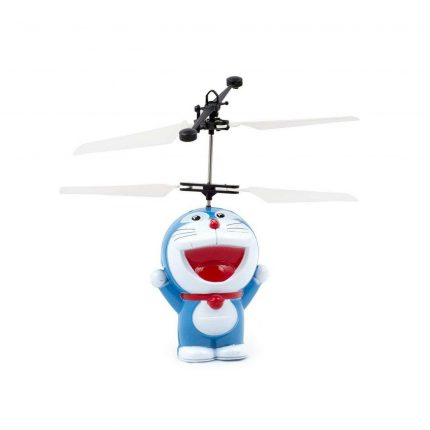 Flying Doraemon Toy with Hand Induction / Infrared Sensor Control With Colorful Led Light